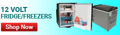12-Volt Fridge Freezers & Accessories