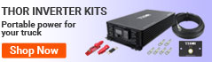Thor Power Inverter Install Kits