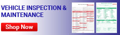 Vehicle Inspection & Maintenance/Driver Vehicle Inspection Reports