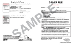 Driver Qualification File Driver Qualification File - Services Edition 750-F