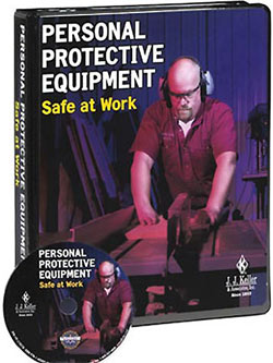 DVD Personal Protective Equipment 13571 & 13572