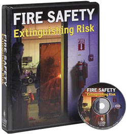 Fire Safety Extinguishing Risk 12421 & 12423