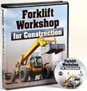 Forklift Workshop for Construction 16258 & 16259