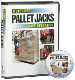 Motorized Pallet Jacks Safe Operation 38327