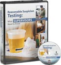 Reasonable Suspicion Testing 38337