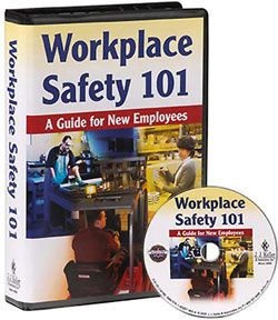 Workplace Safety 101: A Guide for New Employees 14796 & 14797
