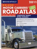 2011 Rand McNally Deluxe Motor Carriers' Road Atlas 409-RD-1