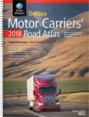 2017 Rand McNally Deluxe Motor Carriers′ Road Atlas