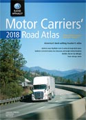 2017 Rand McNally Motor Carriers Road Atlas - Standard