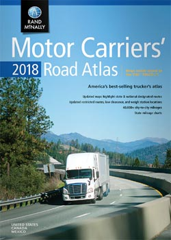 2011 Rand McNally Motor Carriers' Road Atlas 57-RD-1