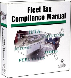 Fleet Tax Compliance Manual 33-M