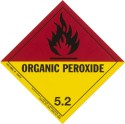 Organic Peroxide Class 5 Division 5.2 Roll of 500 145-HML-R