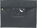 Padded Document Holder/Route Bag - 7932/367-RNY-BKs