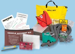 Accident Report Kit & Supplies
