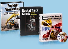 Construction Safety DVD Training