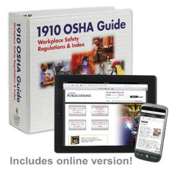 1910 OSHA Guide - WorkPlace Safety Regulations & Index 34-G