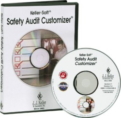 Keller-Soft® Safety Audit Customizer® Version 7 Single User 50-KS-R7
