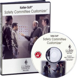 Keller-Soft® Safety Committee Customizer® 375-KS-R