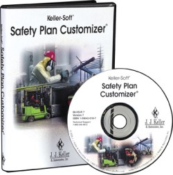 Keller-Soft® Safety Plan Customizer® Version 7 Single User 66-KS-R7