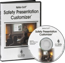 Keller-Soft® Safety Presentation Customizer® 245-KS-R