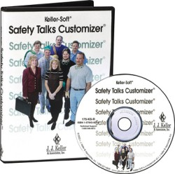 Keller-Soft® Safety Talks Customizer® 175-KS-R