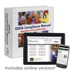 OSHA Compliance Manual - Application of Key OSHA Topics 34-M