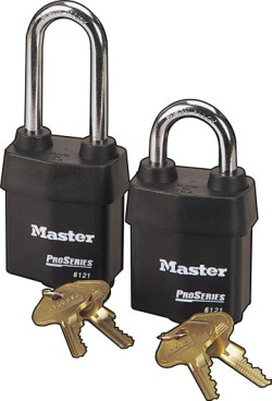 Master Lock® Weather Tough® Padlocks 704