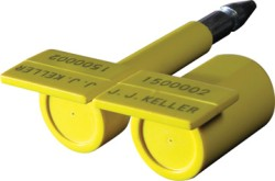 SnapTracker™ Bolt Security Seal Yellow 284-R-Y