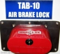 War-Lok Truck Air Brake Lock TAB-10