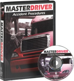 Accident Procedures DVD Master Driver Training Program Video Series 912-DVD