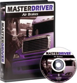 Air Brakes DVD Master Driver Training Program Video Series 910-DVD