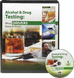 Alcohol & Drug Testing: What Drivers Need to Know-DVD - 38335