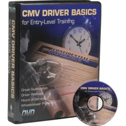 CMV Driver Basics for Entry-Level Training - DVD Program 386-DVD