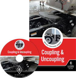 Coupling & Uncoupling DVD Master Driver Training Program Video Series 913-DVD