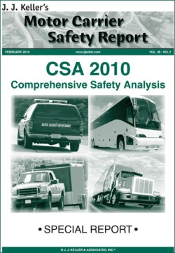 Comprehensive Safety Analysis (CSA) Special Report 9-GFE-U0