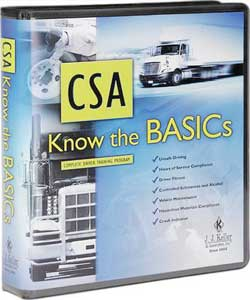 CSA Know the Basics - DVD Training 27677