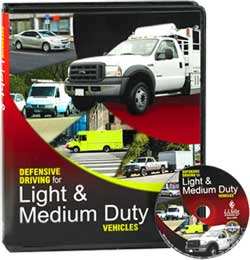 Defensive Driving for Light & Medium Duty Vehicles -DVD