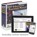 DOT Enforcement Essentials Manual + Online Edition w/ 1-Year Update Service - 44314