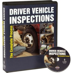 Driver Vehicle Inspections: The Complete Process - DVD Training 262-DVD