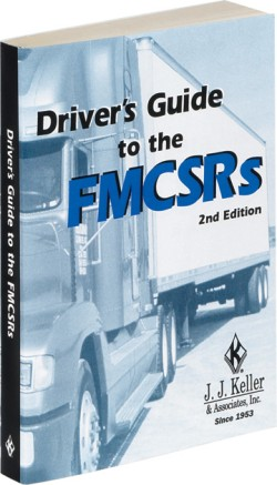 Driver's Guide To The FMCSRs English Version 16-ORS