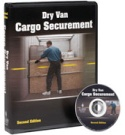 Dry Van Cargo Securement, Second Edition DVD Training Program - 12172 / 173-DVD-R6