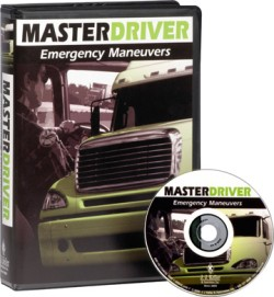 Emergency Maneuvers DVD Master Driver Training Program Video Series 908-DVD