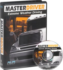 Extreme Weather Driving DVD Master Driver Training Program Video Series 906-DVD