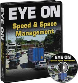 EYE ON Speed & Space Management - DVD Training
