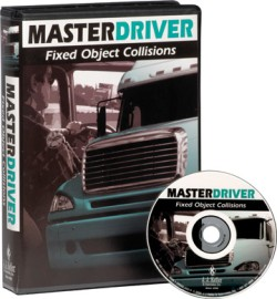 Fixed Object Collisions DVD Master Driver Training Program Video Series 909-DVD
