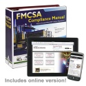 FMCSA Compliance Manual + Online Edition w/ 1-Year Update Service - 36491
