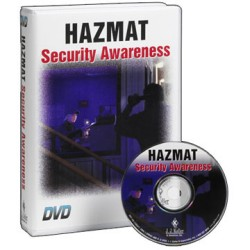 Hazmat Security Awareness - DVD Training 131-DVD