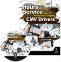 A Driver's Guide to Hours of Service Canada DVD Training 14750/300-DVD