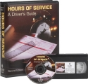 Hours of Service A Driver's Guide 2nd Edition - DVD Training 286-DVD-R5