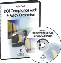 Keller-Soft® DOT Compliance Audit & Policy Customizer®